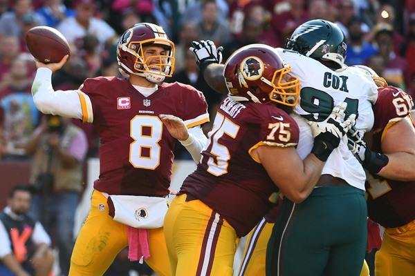 Fantasy Impact: Redskins Use Exclusive Rights Franchise Tag on Kirk Cousins
