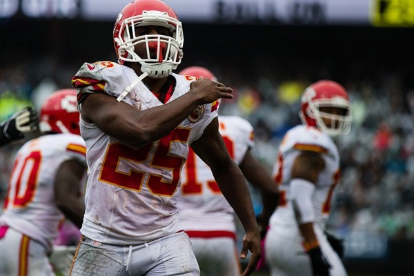 Fantasy Impact: Chiefs to Release RB Jamaal Charles