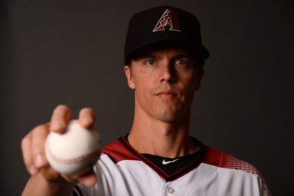 Fantasy Slant: Diamondbacks Name Zack Greinke Opening Day Starter