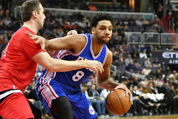 Sixers C Jahlil Okafor Doubtful for Monday Against the Bucks