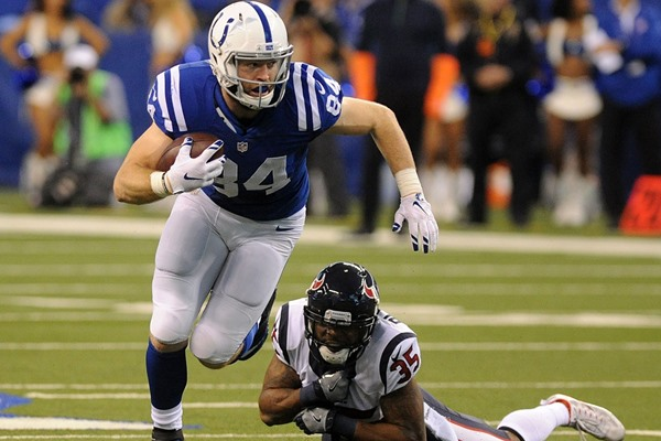 Fantasy Slant: Colts Re-sign TE Jack Doyle