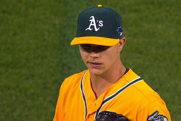 Injury Update: Athletics P Sonny Gray to be Shut Down for Three Weeks