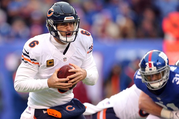 Fantasy Slant: Bears Release QB Jay Cutler