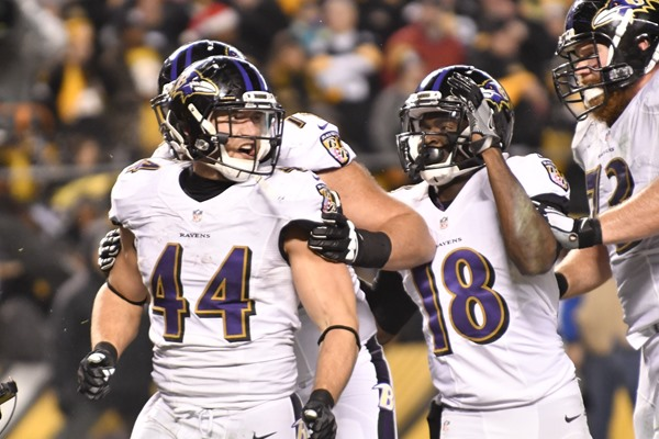 Fantasy Slant: FB/TE Kyle Juszczyk to the San Francisco 49ers