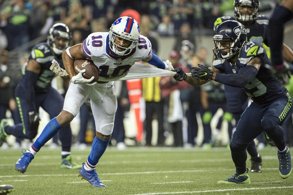 Fantasy Slant: Robert Woods to the Los Angeles Rams