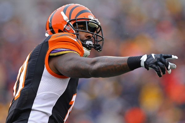 Fantasy Slant: Brandon LaFell to the Cincinnati Bengals