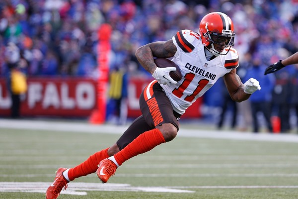 Fantasy Slant: Terrelle Pryor to Washington