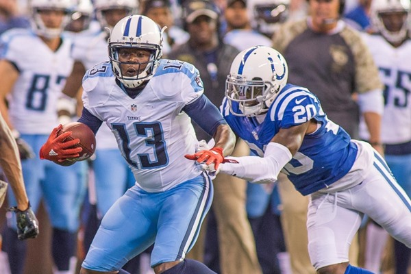 Fantasy Slant: Kendall Wright to the Chicago Bears