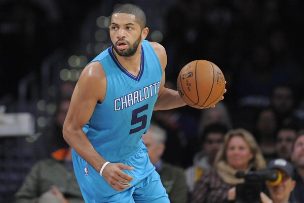 Hornets G Nicolas Batum Out Monday Against the Bulls