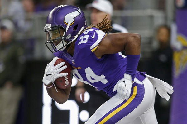 Fantasy Slant: Cordarrelle Patterson to the Oakland Raiders