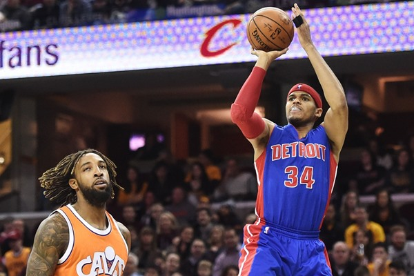 Pistons F Tobias Harris to Start Rest of Season