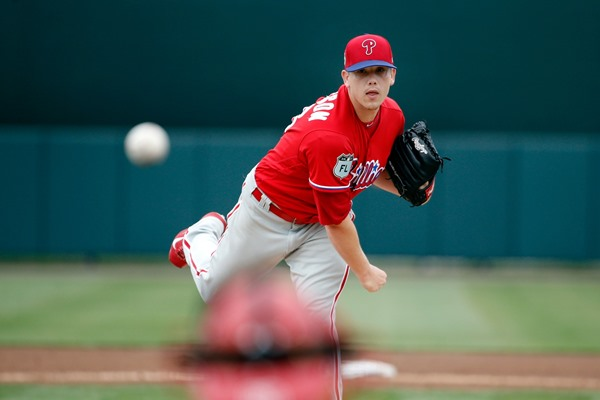 Phillies Name Jeremy Hellickson Opening Day Starter