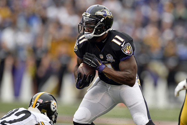 Fantasy Slant: Kamar Aiken to the Indianapolis Colts