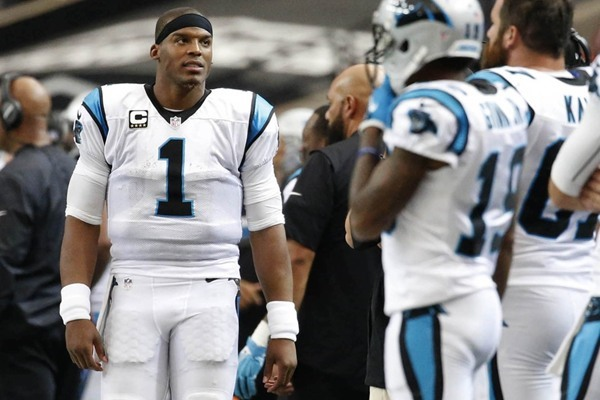 Injury Update: Panthers QB Cam Newton to Undergo Shoulder Surgery