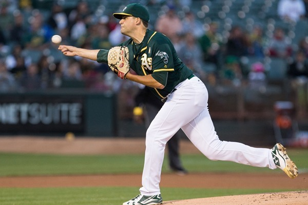 Injury Update: A's SP Sonny Gray Cleared to Resume Throwing