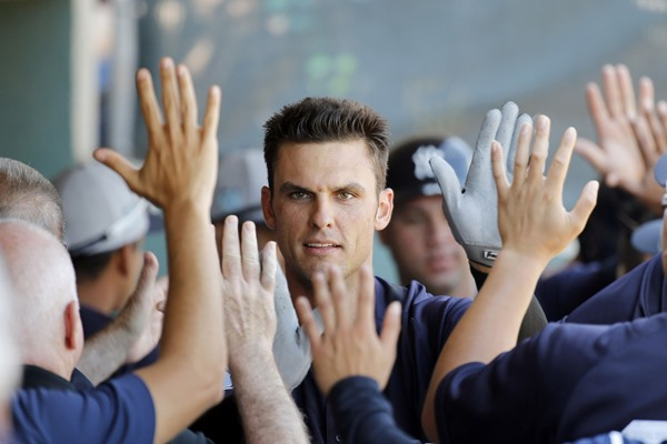 Yankees Officially Name Greg Bird Starting First Baseman