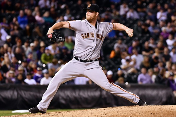 San Francisco Giants RP Will Smith to Undergo Tommy John Surgery