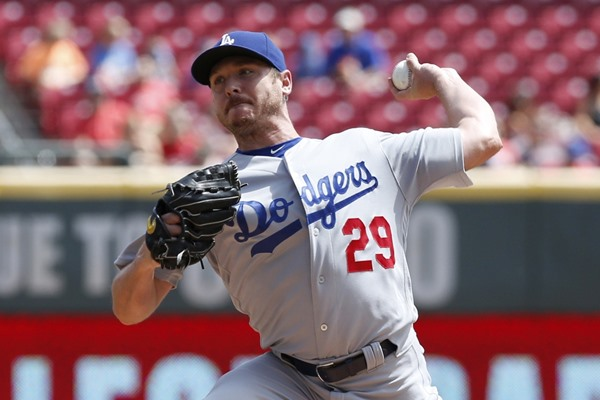 Fantasy Slant: Dodgers SP Scott Kazmir Will Open Season on DL