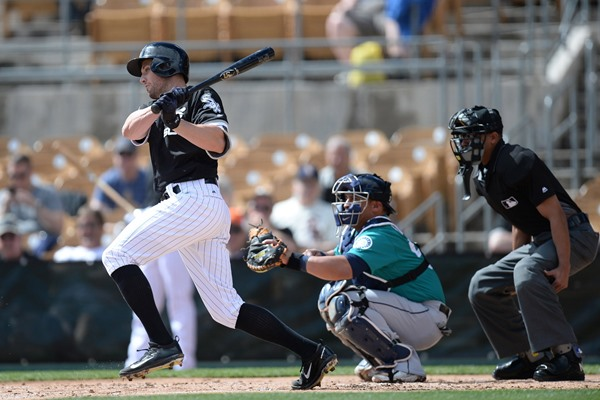 Rays Acquire Peter Bourjos from the White Sox