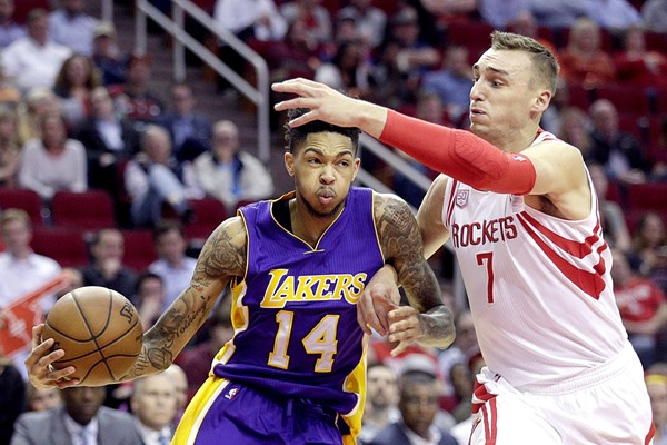 Lakers F Brandon Ingram Out Tuesday Against the Wizards
