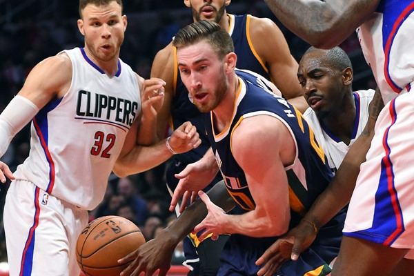 Jazz F Gordon Hayward Will Play Wednesday Against the Kings