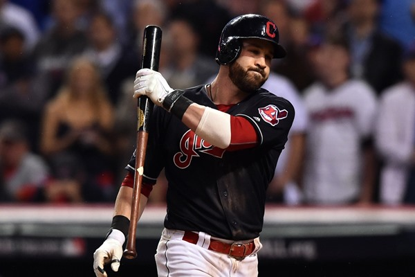 Injury Alert: Indians Place 2B Jason Kipnis on 10-Day Disabled List