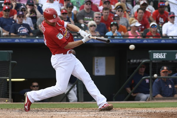 Fantasy Slant: Cardinals Sign OF Stephen Piscotty to six-year extension