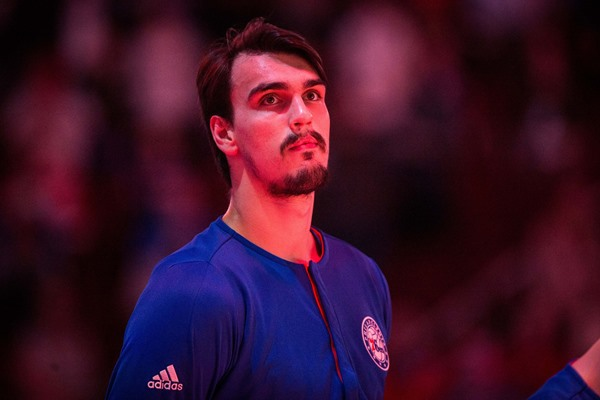 Sixers F Dario Saric Will be on a Minutes Limit For Final Five Games
