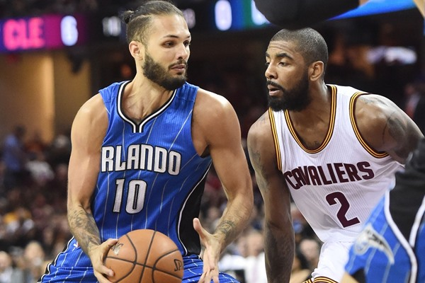 Injury Alert: Magic G Evan Fournier Out Thursday Against the Nets
