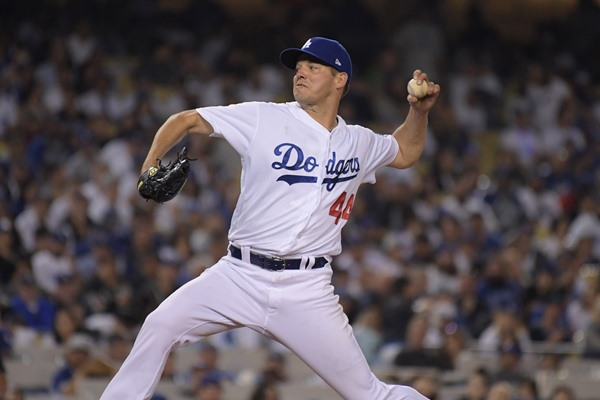 Dodgers Place SP Rich Hill (Blister) on 10-Day Disabled List