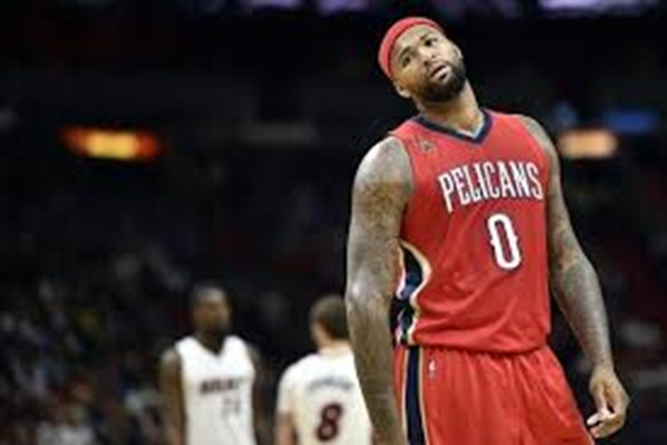 DeMarcus Cousins, Anthony Davis Both Out Saturday