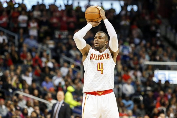 Hawks F Paul Millsap in Lineup Sunday Against the Cavaliers