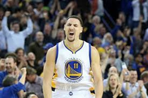 Warriors to Rest Klay Thompson Monday Against the Jazz