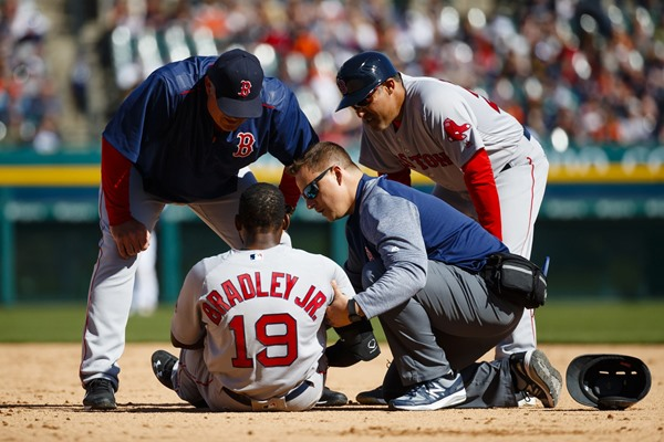 Injury Alert: Red Sox OF Jackie Bradley Headed to Disabled List