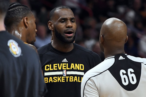 Cavaliers F LeBron James Will Rest Again for Team's Season Finale