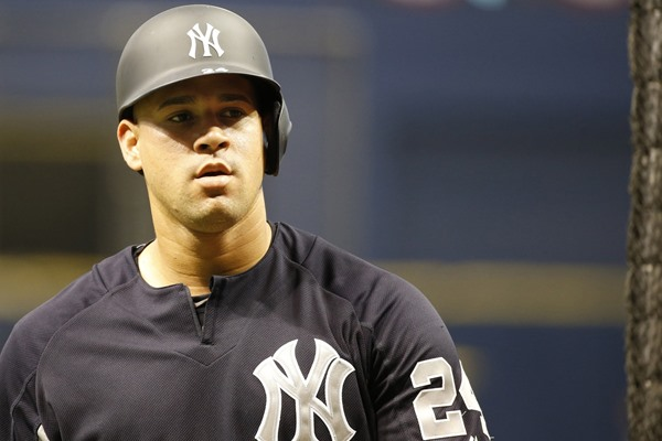 Yankees Expect Gary Sanchez to Miss Four Weeks