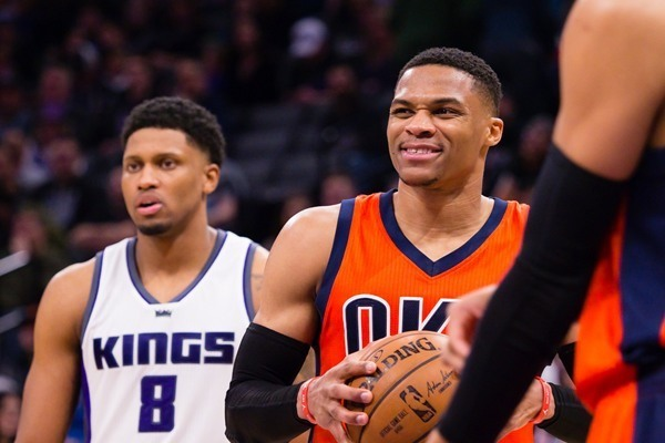 Thunder G Russell Westbrook to Miss First Game of the Season