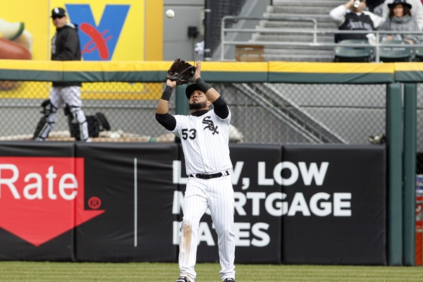 White Sox OF Melky Cabrera Placed on Paternity List