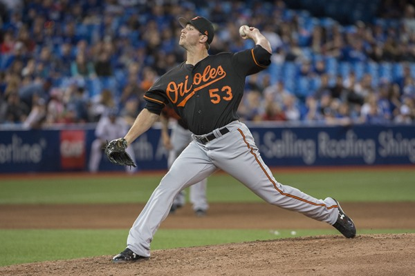 Baltimore Orioles Place CP Zach Britton (Forearm) on Disabled List