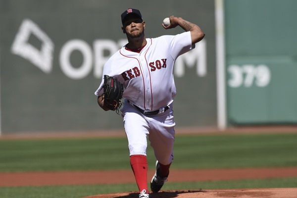 Red Six SP Eduardo Rodriguez to Miss Next Start