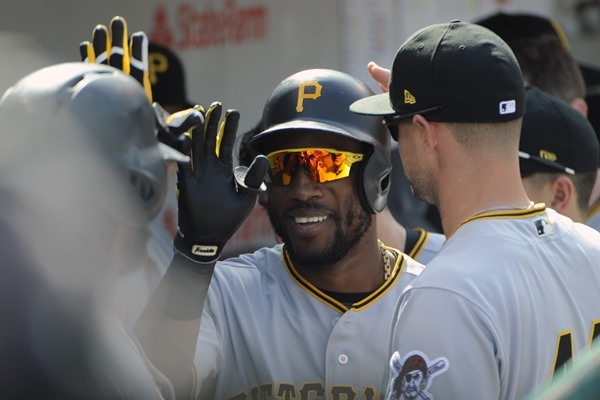 Fantasy Alert: MLB Suspends Pirates OF Starling Marte 80 Games for Violating PED Policy