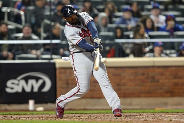 Atlanta Braves Activate OF Matt Kemp off Disabled List