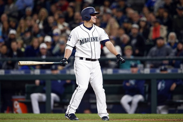 Injury Update: Mariners 3B Kyle Seager Out of Lineup Sunday