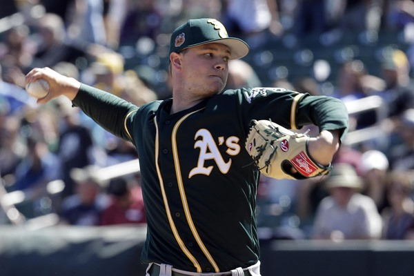 Athletics Ace Sonny Gray Nearing Return to the Hill