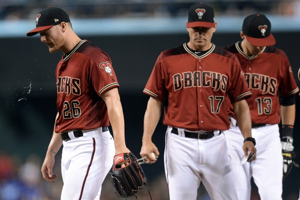 Diamondbacks Starter Shelby Miller to Undergo MRI on Arm Monday