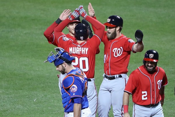 Fantasy Slant: Nationals Continue to Dominate at the Plate