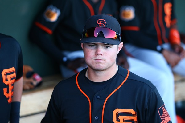 Top Giants Prospect Christian Arroyo will Make MLB Debut Monday