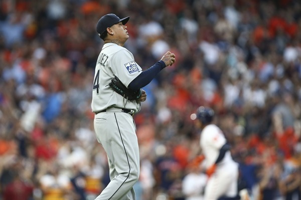 Mariners Place SP Felix Hernandez on 10 Day Disabled List