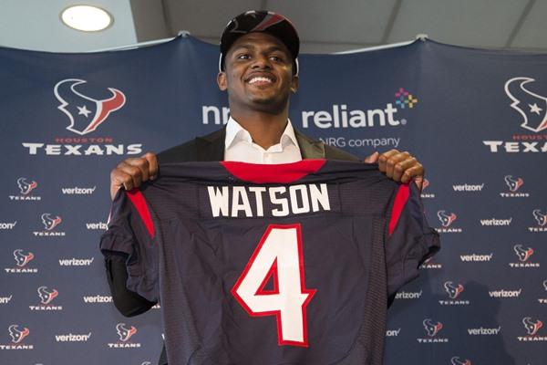 NFL Draft Fantasy Slant: Texans Select QB Deshaun Watson