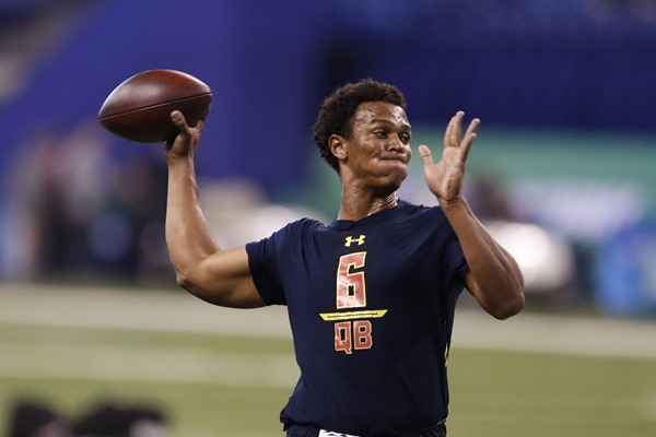 NFL Draft Fantasy Slant: Browns Select QB DeShone Kizer